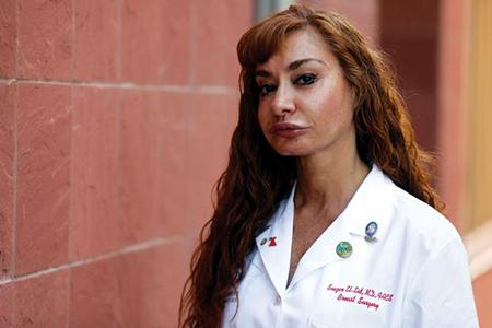 Breast Surgeon Souzan El-Eid, MD, FACS