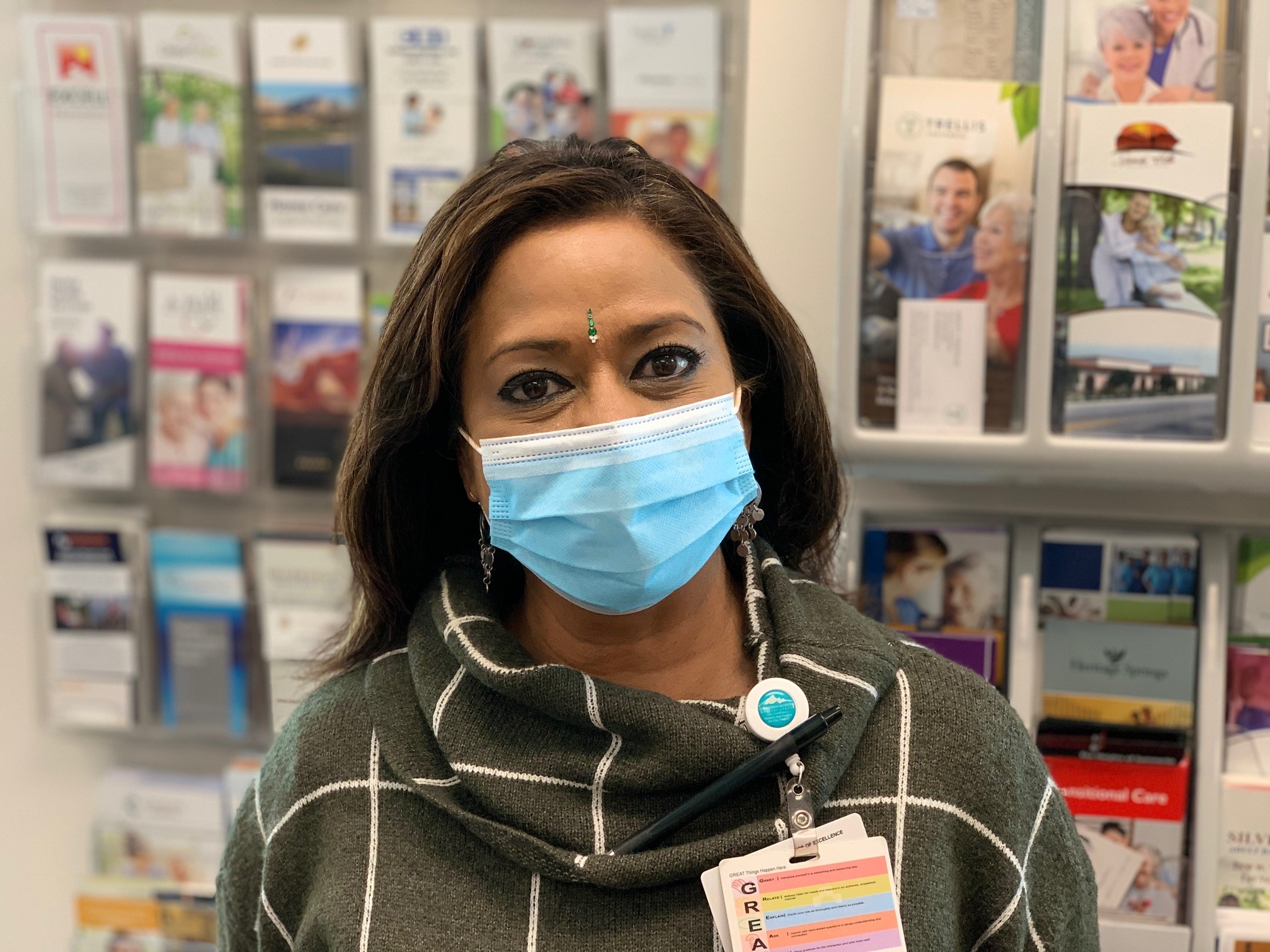 Sindhu D., Summerlin Hospital Rehab Social Worker