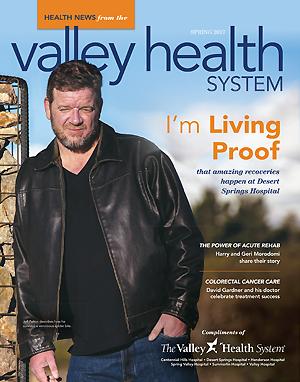 Health News Magazine Spring 2017