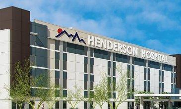 Henderson Hospital gana premio nacional por calidad