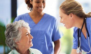 Spring Valley Hospital nombrado Wound Care Center® del año por Healogics™