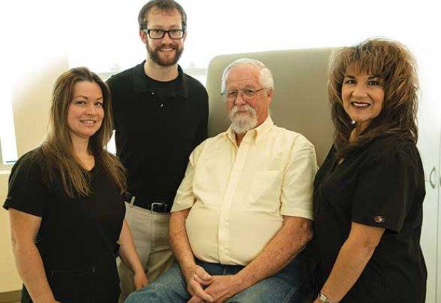 Wound Care Team with Phil Schultz
