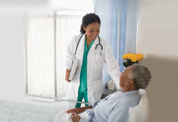 How can a hospitalist ease your hospital stay?