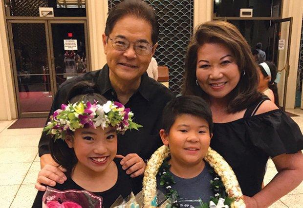 Matsuoka Family