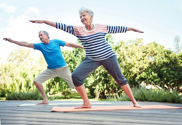 Improving Your Balance