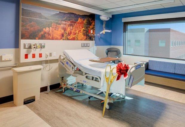 Centennial Hills Hospital Opens New 36-Bed Nursing Unit