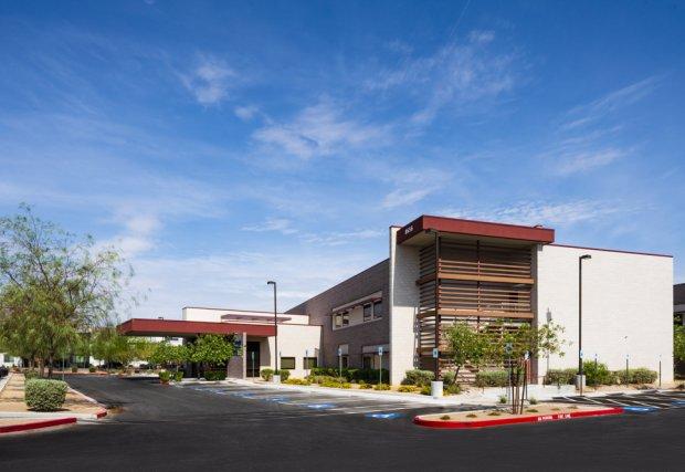 Valley Health Specialty Hospital Exterior
