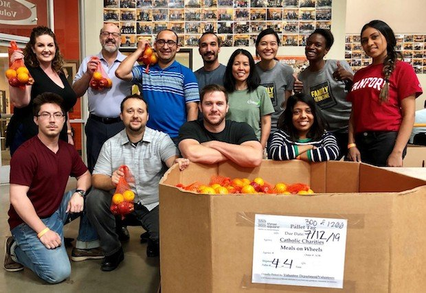 VHS Family Medicine Residents Connect with the Community