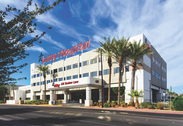 Valley Hospital Breaks Ground on 20-Bed Observation Unit
