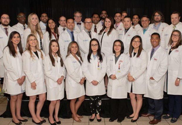 Valley Hospital White coat ceremony