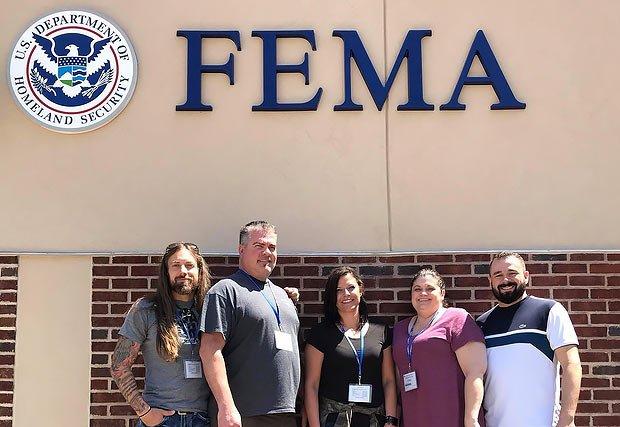 Desert Springs Hospital ER Team Undergoes Disaster Preparedness Training in Alabama