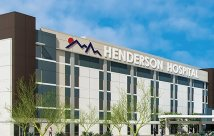 Henderson Hospital Earns National Award for Quality