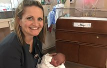 Gabby Kompare earns neonatal physical therapist certification