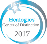 Healogics Center of Distinction 2017